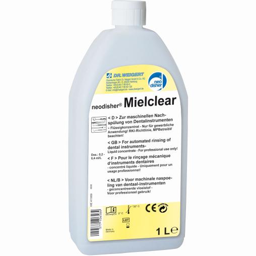 Dr. Weigert neodisher® Mielclear Nachspülmittel