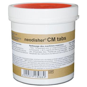 Dr. Weigert neodisher® CM Kaffeemaschinenreiniger-Tabs