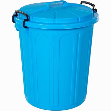 Bekaform Uni-Tonne 23 l mit Bügeln Farbe: blau