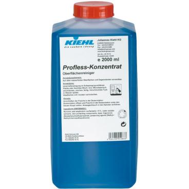 Kiehl Profless-Konzentrat Oberflächenreiniger 1 Karton = 3 x 2000 ml - Flasche