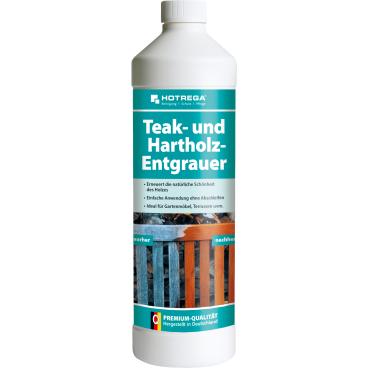 HOTREGA® Teakholz-Entgrauer