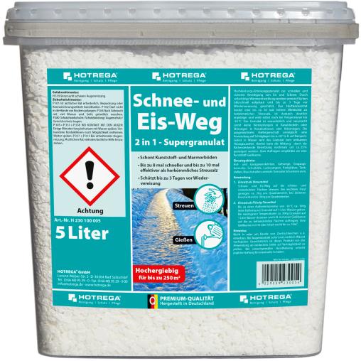 HOTREGA® Schnee- und Eis-Weg 2 in 1