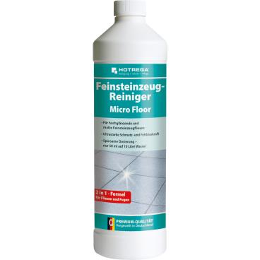 HOTREGA® Feinsteinzeugreiniger - Micro Floor