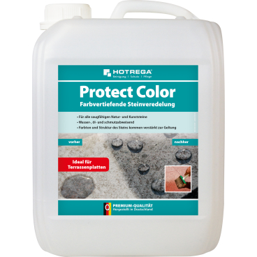 HOTREGA® Protect Color Steinveredelung
