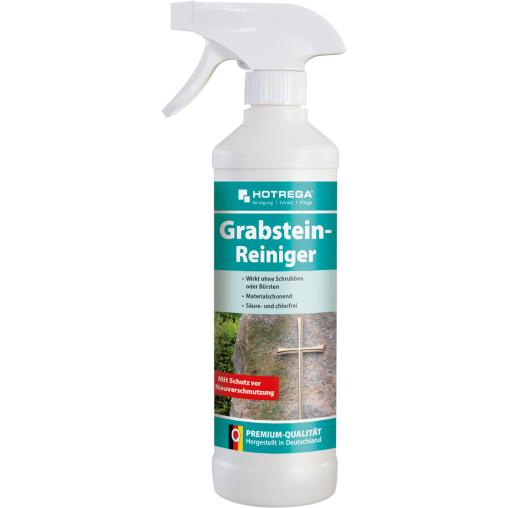 HOTREGA Grabstein-Reiniger