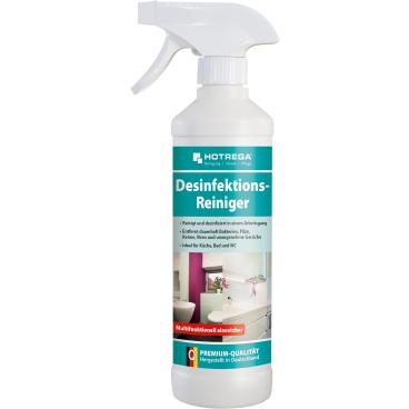 HOTREGA® Desinfektions-Reiniger