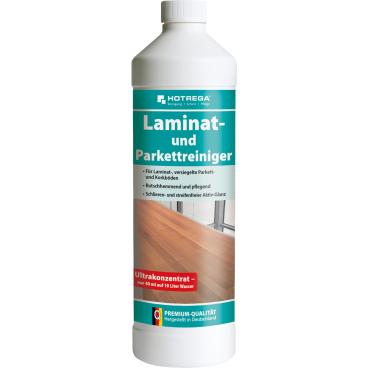 HOTREGA® Laminat- und Parkettreiniger