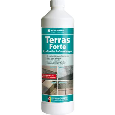 HOTREGA® Terras Forte - Kraftvoller Außenreiniger