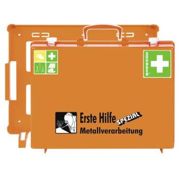 Söhngen SPEZIAL Erste-Hilfe-Koffer Metallverarbeitung