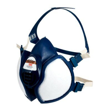 3M Atemschutzmaske Serie 4000+