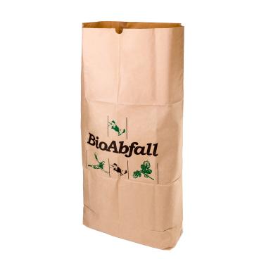 BIOMAT® Bioabfallsack aus Kraftpapier, 120 Liter
