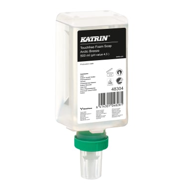 KATRIN Touchfree Foam Soap, Schaumseife