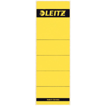 LEITZ Ordnerrücken-Etiketten, kurz / breit