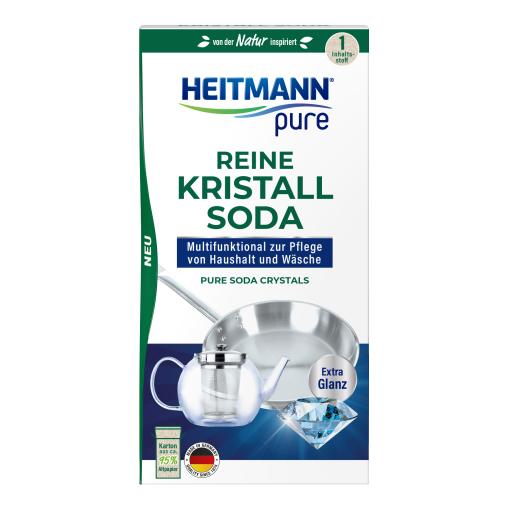 Heitmann pure Reine Kristall Soda