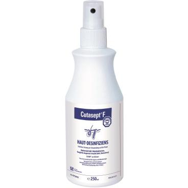 Bode Cutasept® F Hautantiseptikum 250 ml - Über-Kopf-Sprühflasche