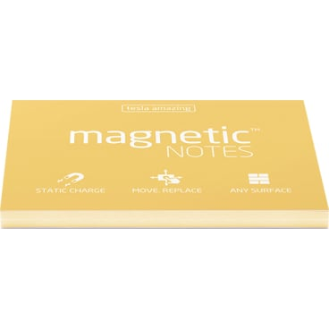 Helit the magnetic note Haftnotizen, 100 x 70 mm