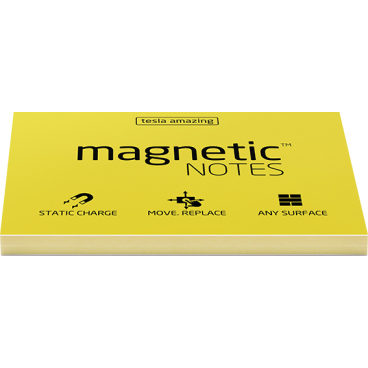 Helit the magnetic note Haftnotizen, 100 x 70 mm