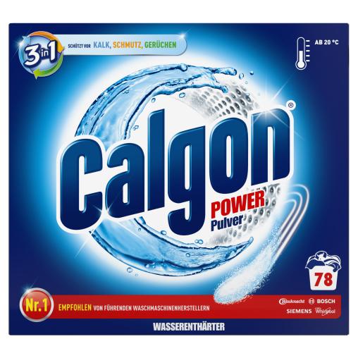 Calgon 3 in 1 Power Pulver Wasserenthärter