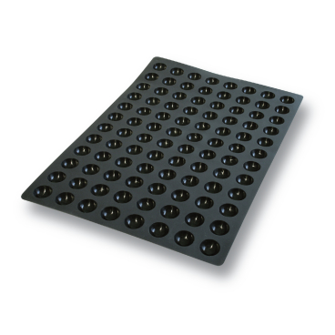 SCHNEIDER Silikonbackform, schwarz