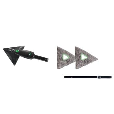 UNGER Stingray® 100 OS Innenreinigungs-Set