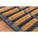 Golze Rimini Kokosmatte, 40 x 60 cm Farbe: braun/schwarz