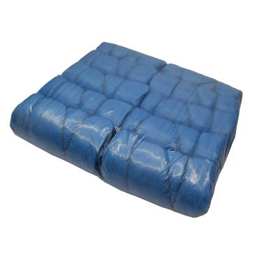 NITRAS CPE-Matratzenschoner, blau