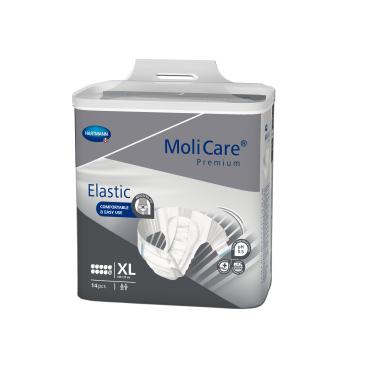 MoliCare® Premium Elastic Inkontinenzslip, 10 Tropfen