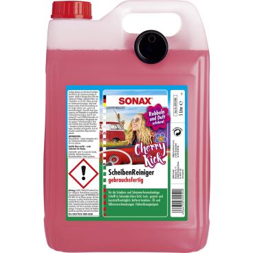 SONAX Cherry Kick Scheibenreiniger, gebrauchsfertig