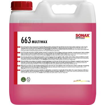 SONAX Multiwax Wachskonzentrat