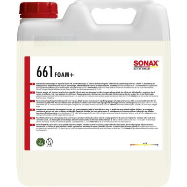 SONAX Foam+ Aktivschaumreiniger