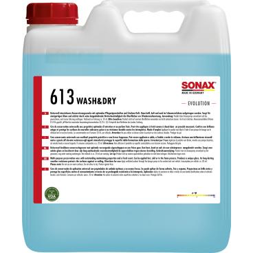 SONAX EVOLUTION Wash & Dry Shampookonzentrat