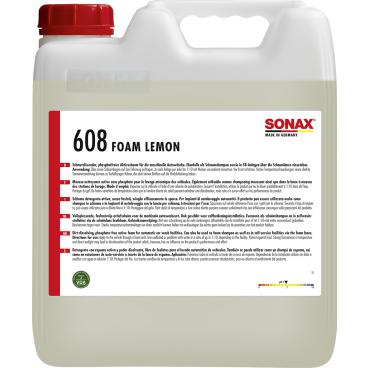 SONAX Foam Lemon Aktivschaumreiniger
