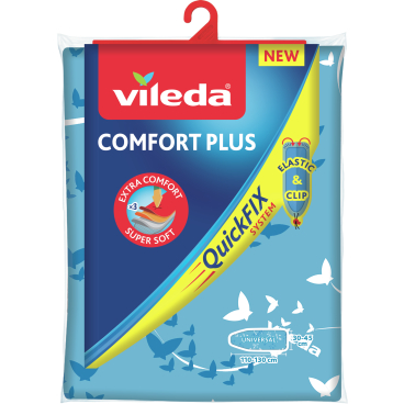 Vileda Viva Express Comfort Plus Bügeltisch-Bezug