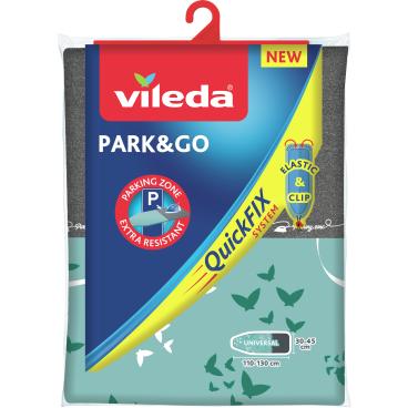 Vileda Viva Express Park & Go Bügeltisch-Bezug
