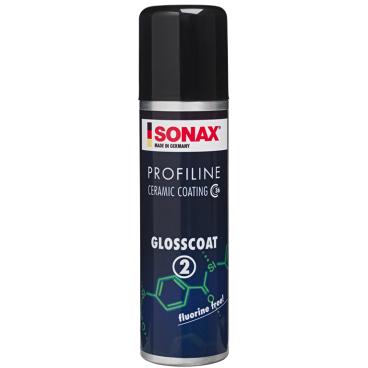SONAX PROFILINE CeramicCoating CC36 GlossCoat2 Lackversiegelung