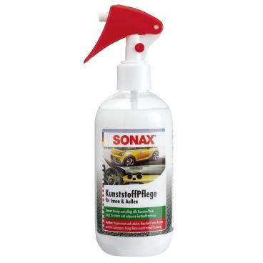SONAX KunststoffPflege Innen & Außen