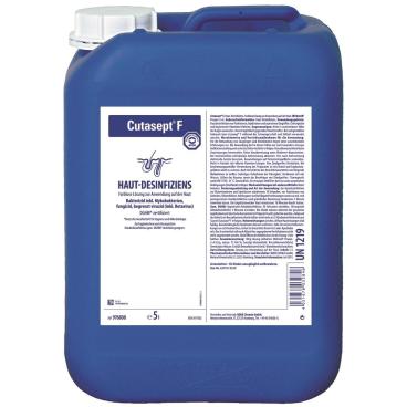 Bode Cutasept® F Hautantiseptikum 5 l - Kanister
