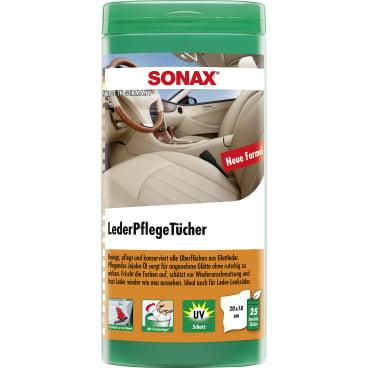 SONAX LederPflegeTücher