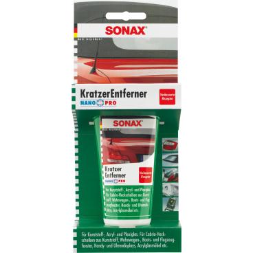 SONAX KratzerEntferner Kunststoff NanoPro