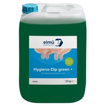eimü® Hygiena-Dip green+ Zitzenpflegemittel