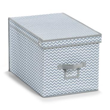 Zeller Vlies Aufbewahrungsbox mit Deckel