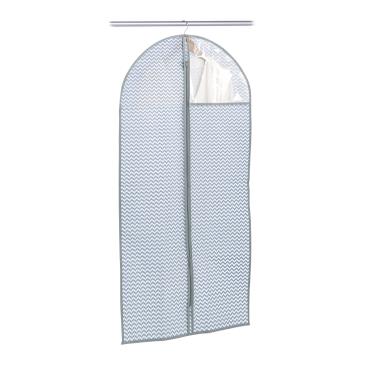 Zeller Vlies Kleiderhülle mit Fenster