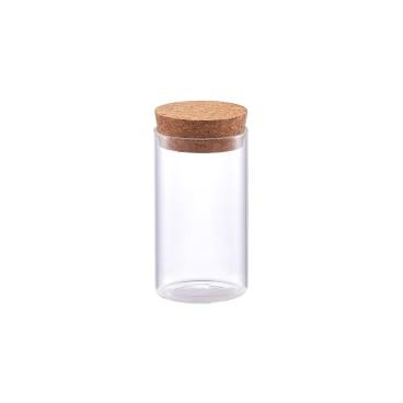 Zeller Vorratsglas mit Korkdeckel