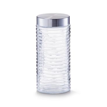 Zeller gerillt Vorratsglas