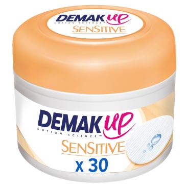 Demak´Up Sensitive Augen Make-up Entferner 1 Dose = 30 Stück