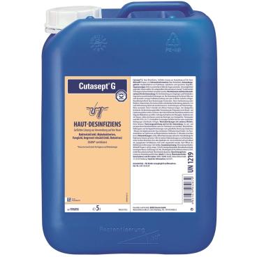 Bode Cutasept® G Hautdesinfektion 5 l - Kanister
