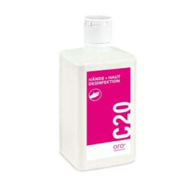C20 Hände- & Hautdesinfektion