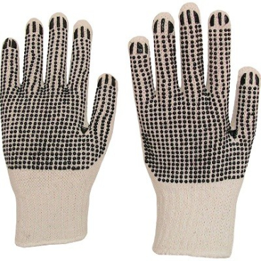 NITRAS® Strickhandschuhe 1 Paar, Größe: 7