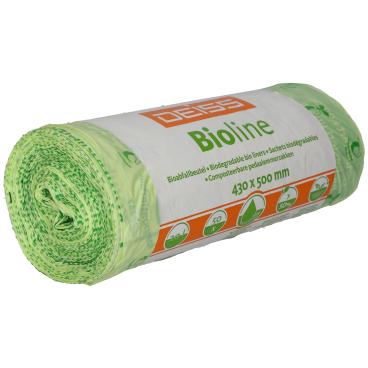 DEISS Bioline Bioabfallsäcke, 20 Liter