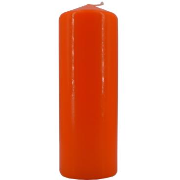 Tischkerze, orange